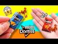 ¡¡MINI DORITOSI!! * CÓMO HACER Doritos o Snacks en MINIATURA