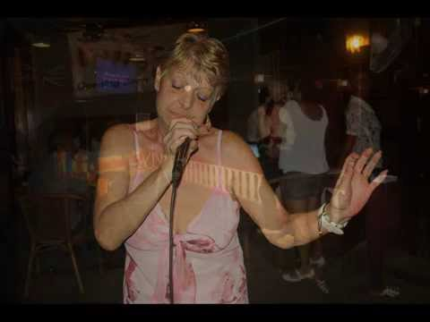 Karaoke Night At Britannia Pub In The Gambia