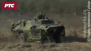 """""""Vek pobednika"""", vežba ojačanog bataljona vojne policije u protivterorističkoj operaciji na Međi"""