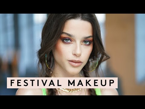 FESTIVAL MAKEUP TUTORIAL | FENTY BEAUTY thumbnail