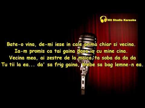 Florinel - Ma insor la anu in mai Karaoke