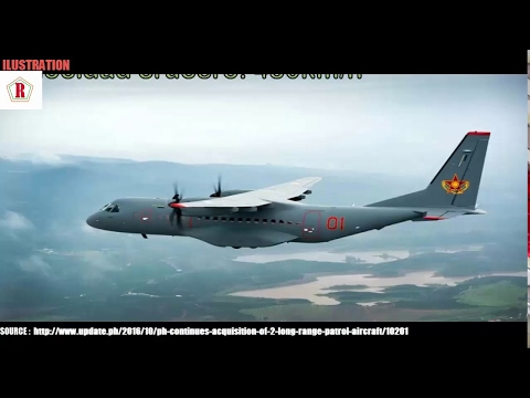 Military gear - AGAIN PH acquisition of 2 long range patrol aircraft