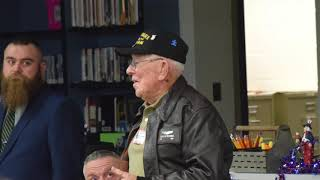 Milford Schools Veterans Day 2018