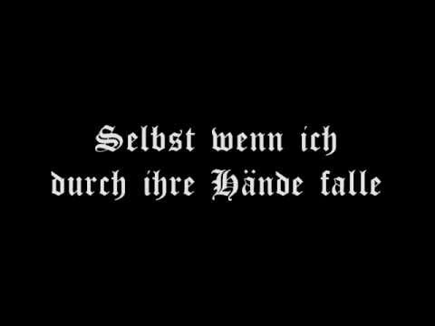 Eisregen - Auf ewig Ostfront (Lyrics Video)