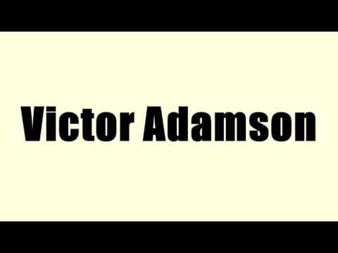 Victor Adamson
