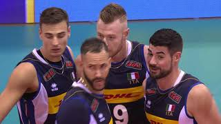 Mondiali 2018 - Pool A - Highlights Italia vs Argentina 3-1