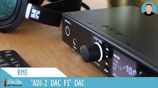 RME ADI-2 DAC FS - Chord Qutest Killer?