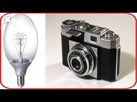 How to make a LED Flashlight at Home from old disposable camera