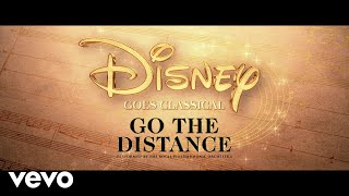 The Royal Philharmonic Orchestra - Go The Distance (From Hercules / Visualiser)