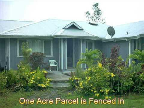 Home For Sale In Hawaiian Paradise Park