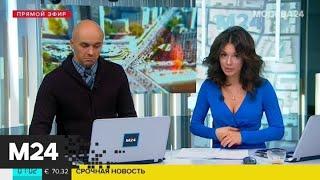 Смотреть видео Поезда задерживаются на Курском направлении МЖД - Москва 24 онлайн