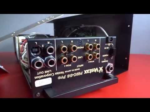 Vestax Pmc 06 Pro Traktor Scratch Inside Line Out Modification