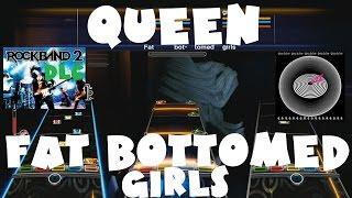 Queen - Fat Bottomed Girls - Rock Band 2 DLC Expert Full Band (October 20th, 2009)