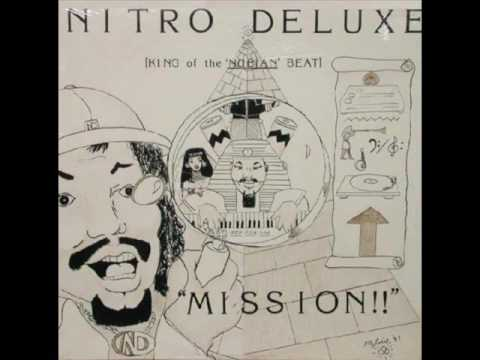 Nitro Deluxe - On a Mission. (1987)