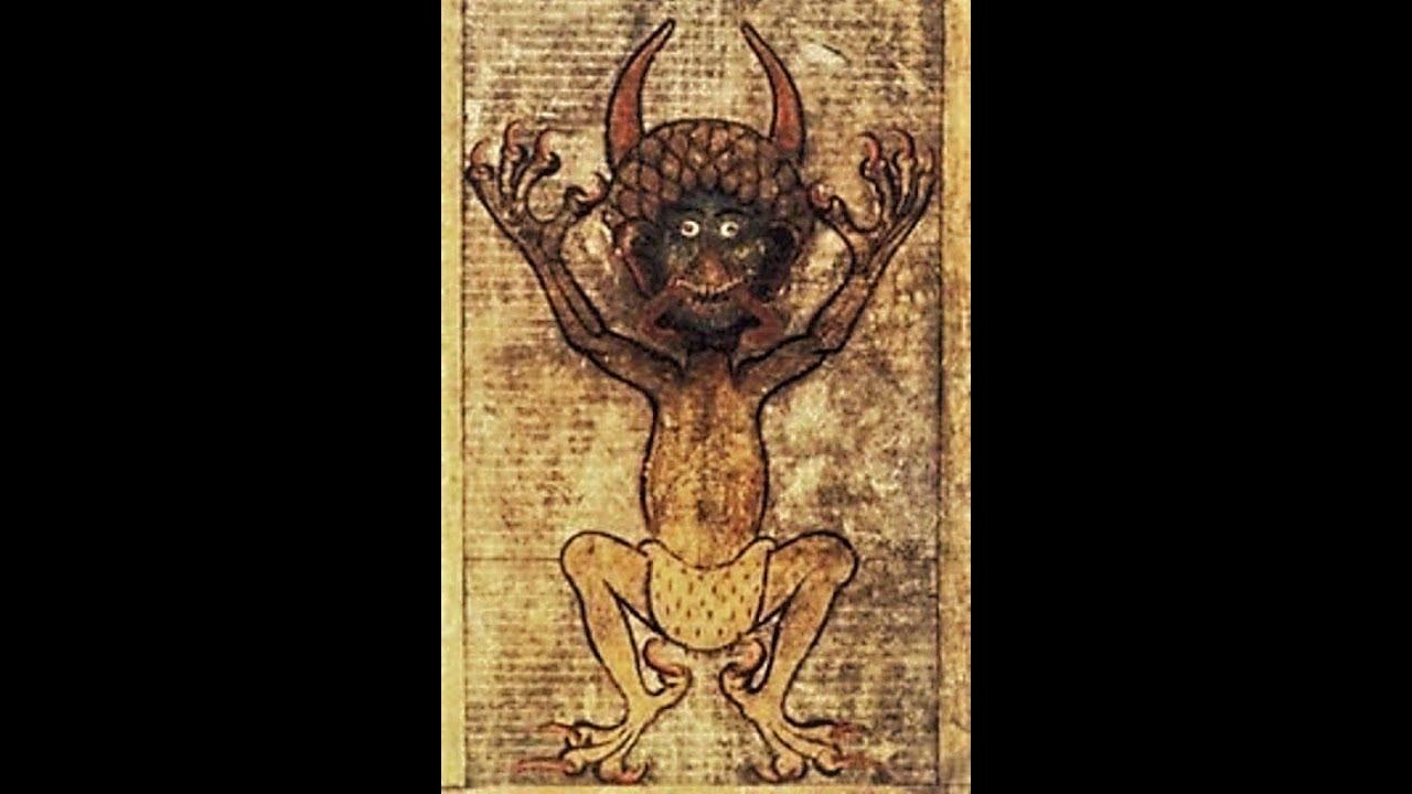 The Devil's Bible — Codex Gigas - Joshua Smith - Medium