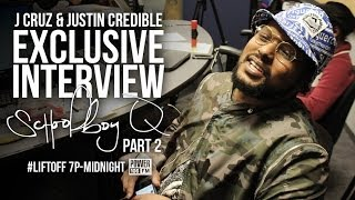 SchoolBoy Q on what bugs him the most about Kendrick Lamar