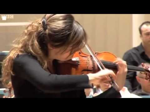 Nicola Benedetti- Being a Soloist ( Sibelius Concerto)