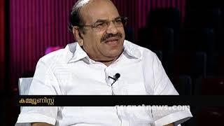 Kodiyeri Balakrishnan against  Devaswom Board President A Padmakumar