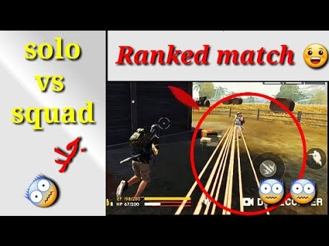 Solo Vs Squad Free Fire Tagged Videos On Videoholder