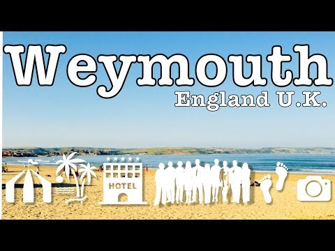 Weymouth Dorset -  Beautiful Holiday Town in England UK HD