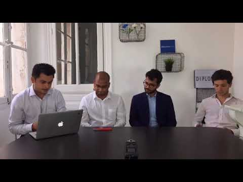 Info-session with 2 former Indian students in France, Live from Diplomeo HQ in Paris