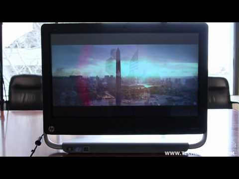 HP TouchSmart 520-1070 Video Review (HD)