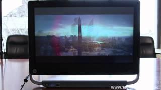 HP TouchSmart 520-1070 Video Review (HD)