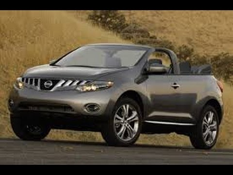 Exceptional Donu0027t Sell Your NISSAN MURANO CROSS CABRIOLET!!!