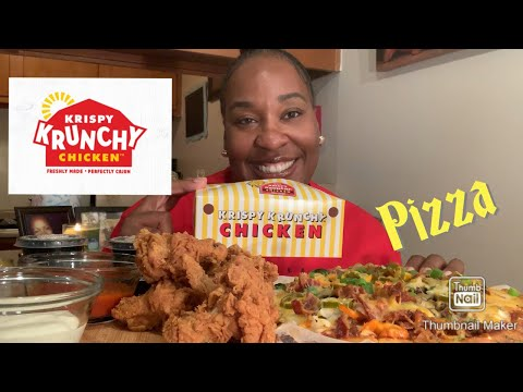 krispy krunchy chicken keto diet