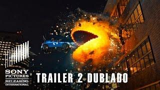 Pixels | Trailer 2 Dublado | 23 de julho nos cinemas thumbnail