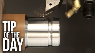 Troubleshoot your lathe G71 and G72 roughing cycles quickly – Haas Automation Tip of the Day