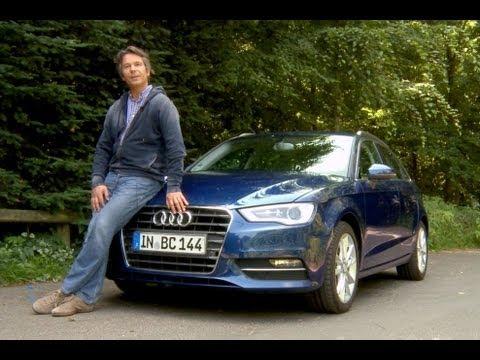 Der Audi A3 Sportback im Test