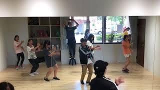 2018 07 19 暑期K POP MV1 磚塊老師 @OHANA