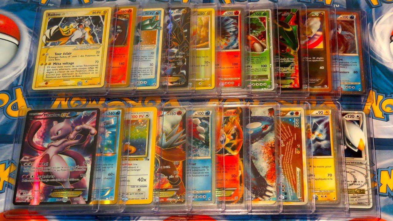 Top 20 des plus belles cartes pok mon ultra rares ex full art star shiney exceptionnel - Tout les carte pokemon ex du monde ...