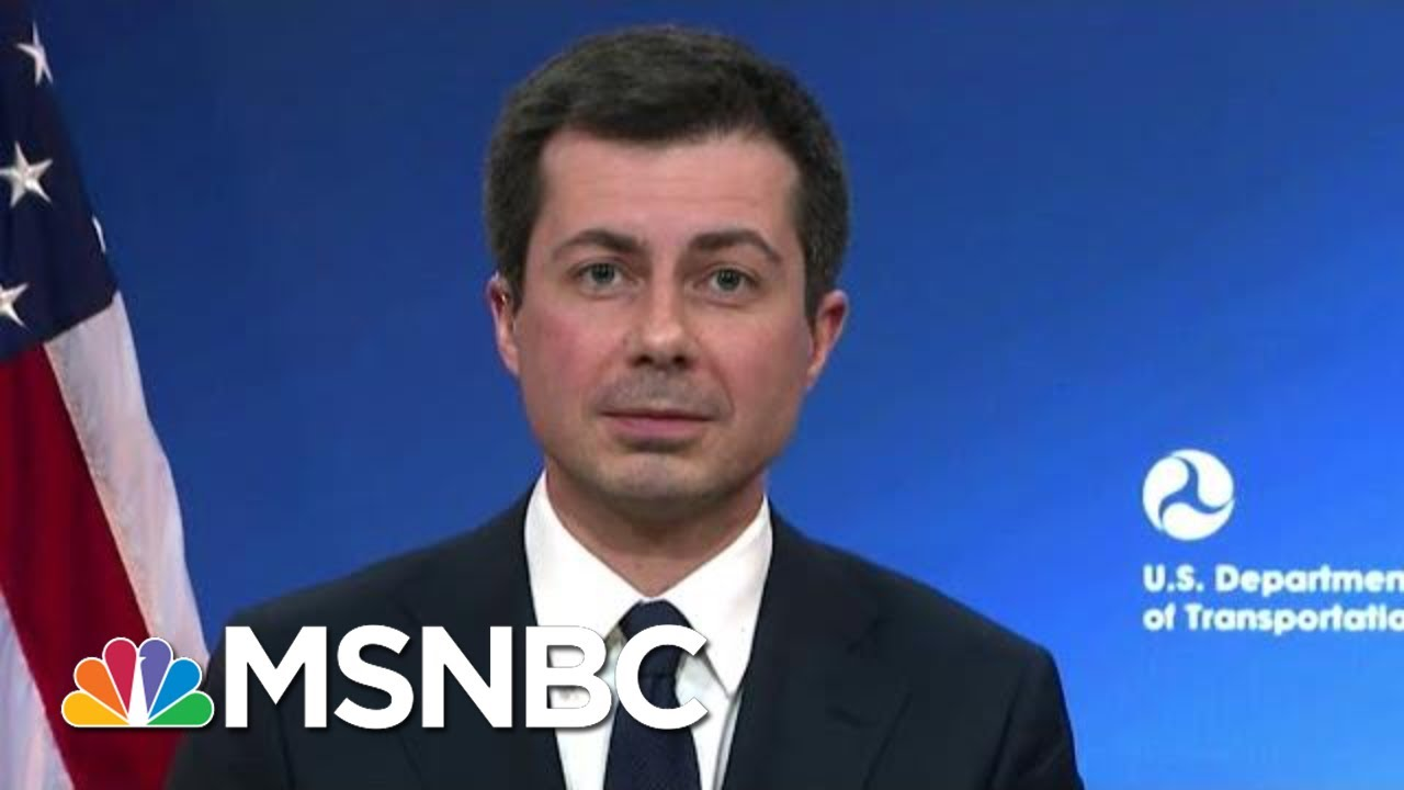 Download Buttigieg: If We Don't Fix Transit Systems 'People Are Cut Off From Opportunity' | Deadline | MSNBC