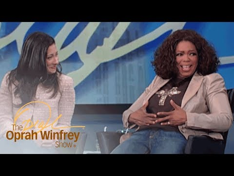 Oprah's Embarrassing (and Hilarious) Strapless Bra Story | The Oprah Winfrey Show | OWN