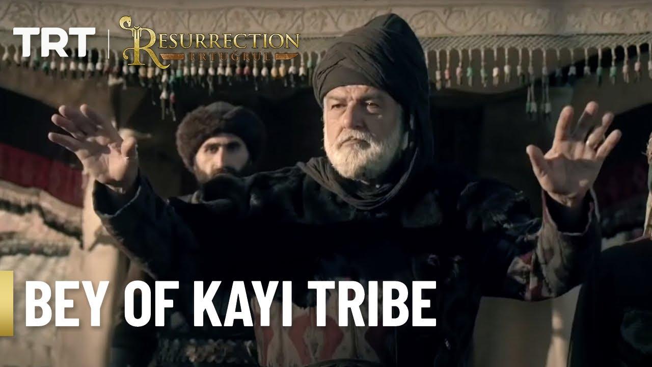 Suleyman Shah remains bey of Kayi tribe - Season 1