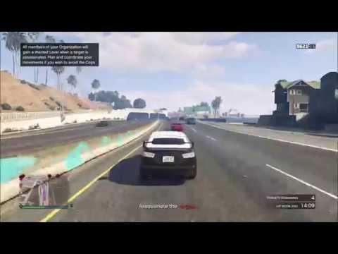HEADHUNTERS | GTA 5 | CEO MISSION