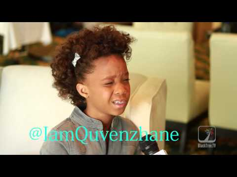 OSCAR NOMINEE: Quvenzhané Wallis talks about the moment she found out