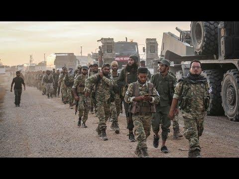 OFFENSIVE STOCKT: Kurden