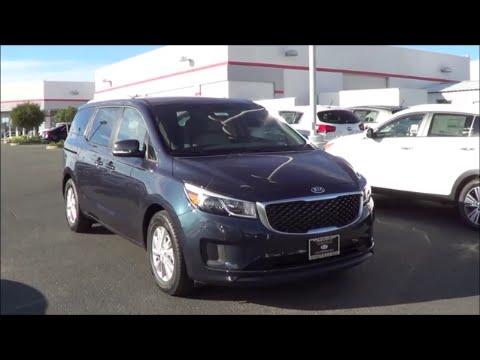 sxl test kia trend cars minivan promo motor first sedona