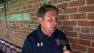 Martin Gray post-match interview (Alfreton)