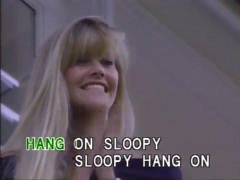 LaserDisc Karaoke - Hang On Sloopy