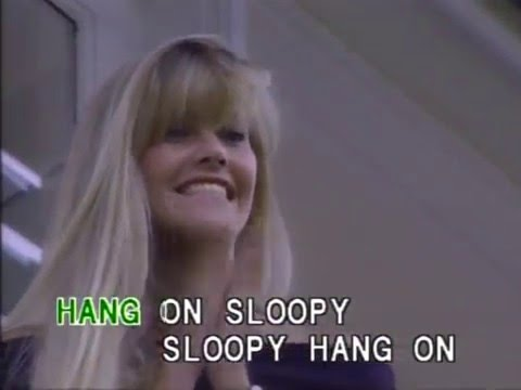 LaserDisc Karaoke  Hang On Sloopy