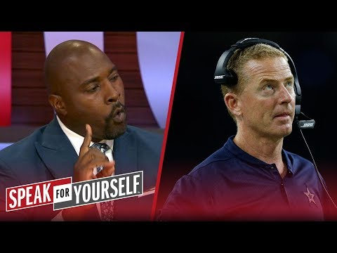 Marcellus Wiley strongly disagrees Cowboys need to fire Jason Garrett   NFL   SPEAK FOR YOURSELF