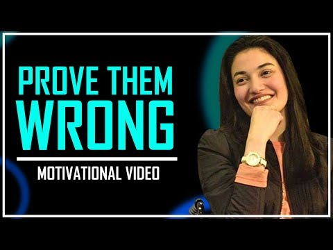 NEVER JUDGE OTHERS, YOU DON'T KNOW THEIR STORY ✨    Muniba Mazari    Real Life Success Story