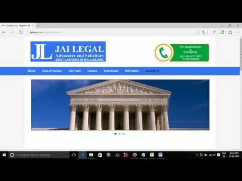 Property Lawyers Bangalore | Property  Advocates  Bangalore