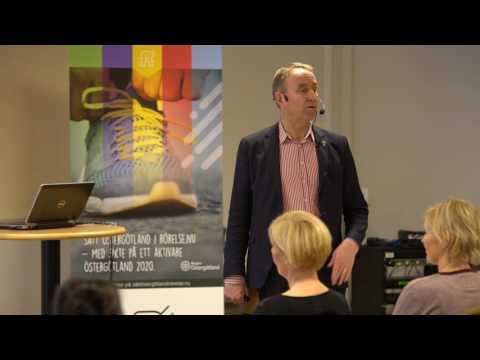 Föreläsning 2 Fysiologiska mekanismer bakom fysisk aktivitet med professor Carl Johan Sundberg
