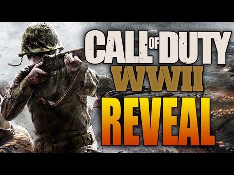 CALL OF DUTY: WORLD WAR II REVEAL TRAILER TOMORROW?!