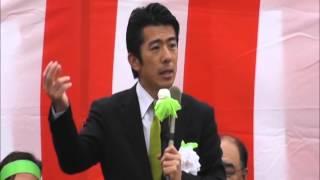 12月2日に開催されました「しげとく和彦選挙事務所」開所式の様子で...